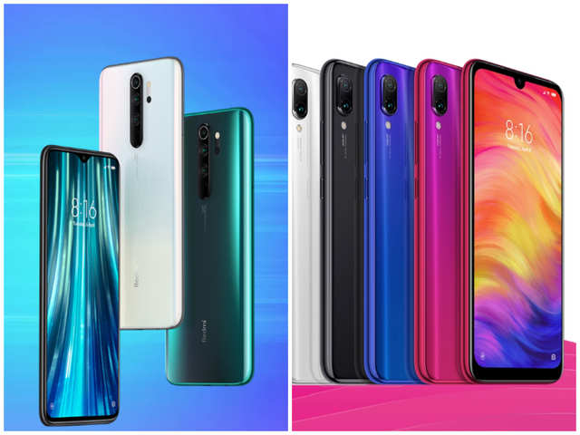 Xiaomi Redmi Note 8 Pro vs Xiaomi Redmi Note 7 Pro: What has changed, and what not
