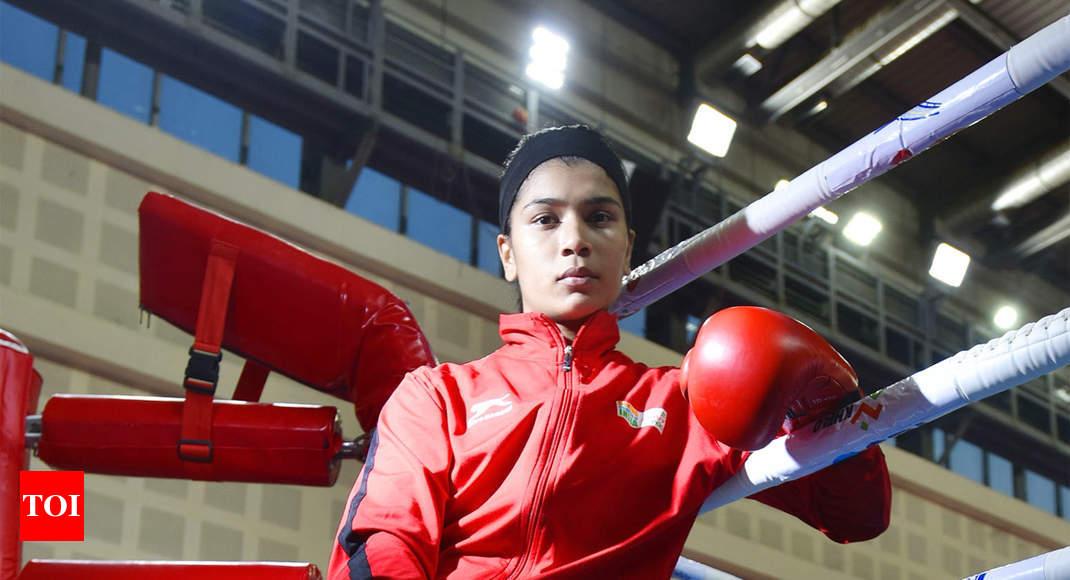 Nikhat to approach Rijiju as BFI backs Mary Kom for Olympic qualifier