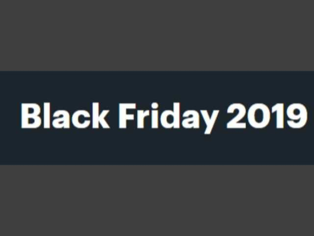 Black Friday 2019: Dates, expected deals and more