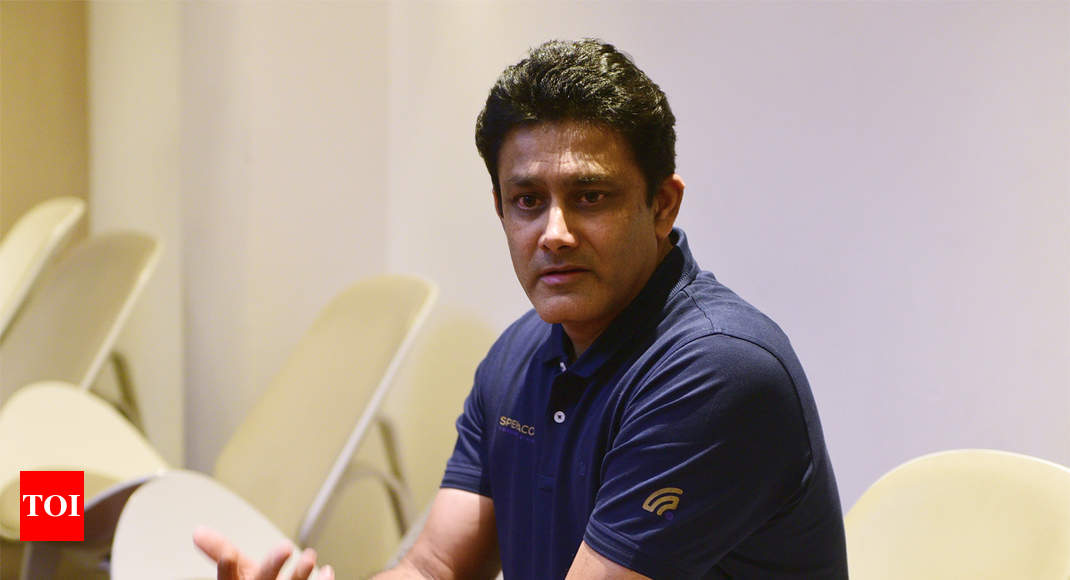 Anil Kumble's learnings from previous coaching stints