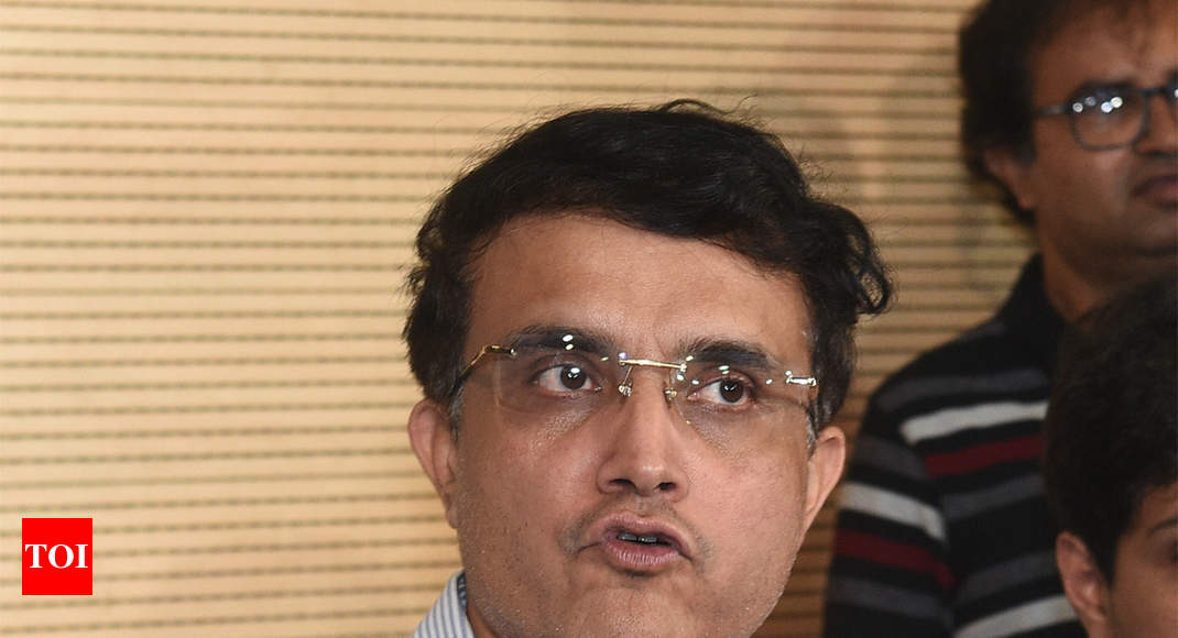 Will speak to selectors about Dhoni on October 24: Ganguly