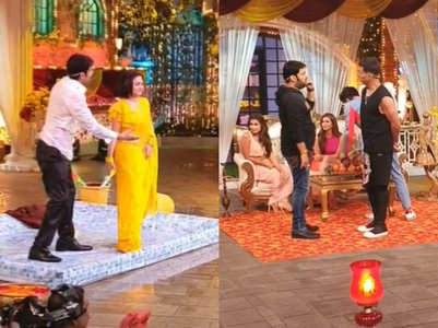 TKSS: Archana Puran shares fun BTS video