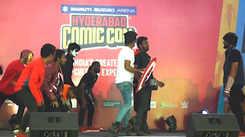 Hyderabad Comic Con 2019