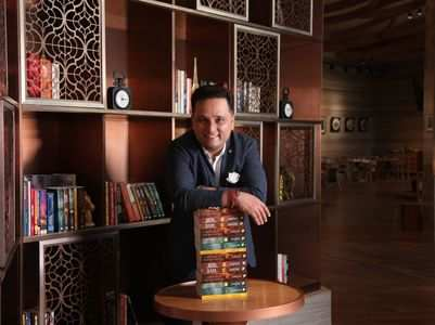 Must-read books by Amish Tripathi