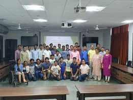 IIT-Gandhinagar kick starts their annual technical summit