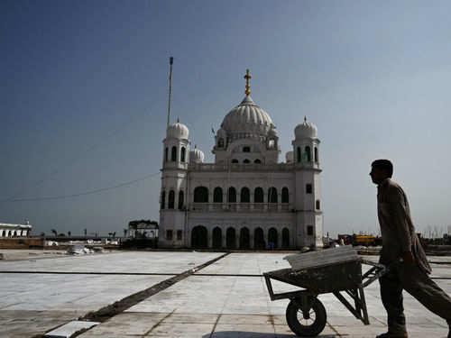 Kartarpur corridor: India urges 'financially desperate' Pakistan not to levy $20 service fee