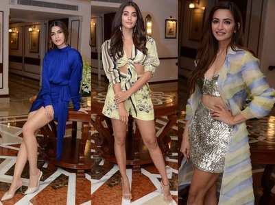 Photos: 'Housefull 4' ladies dress to kill