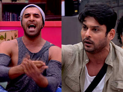 BB13: Paras reveals Sidharth was in a rehab