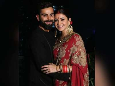 KarvaChauth: Anushka-Virat fast for each other