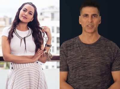 Sonakshi defends Akki's statement made in 2012