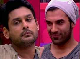 BB 13: Twitterati support Sidharth over Paras
