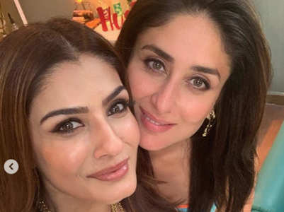 Raveena admits Bebo never cease to WOW her