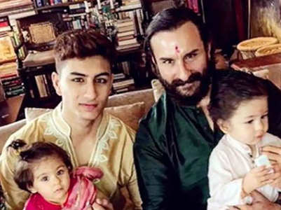 Exclusive! Saif on Ibrahim's Bollywood career