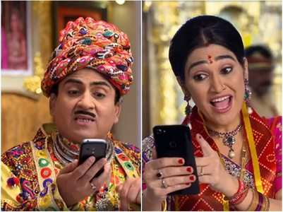 Dayaben is finally back on 'Taarak Mehta...'