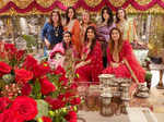Celebs soak in festive fervour for Karwa Chauth