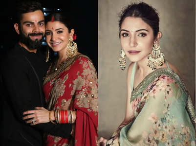 5 times Anushka Sharma proved she's the HOTTEST new bride