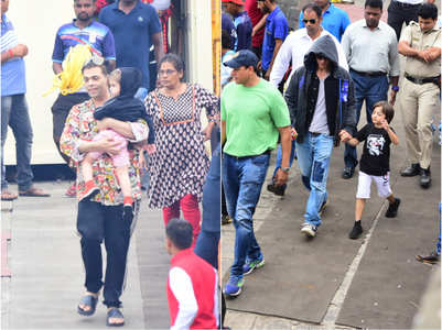 Celebs head to Alibaug for a b'day bash