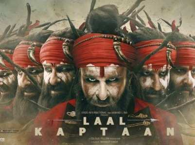 'Laal Kaptaan' box office early estimates