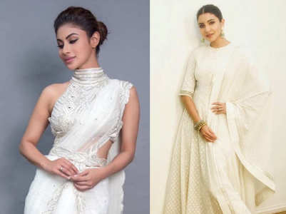 5 times Bollywood divas proved it's okay to wear white at festivities!