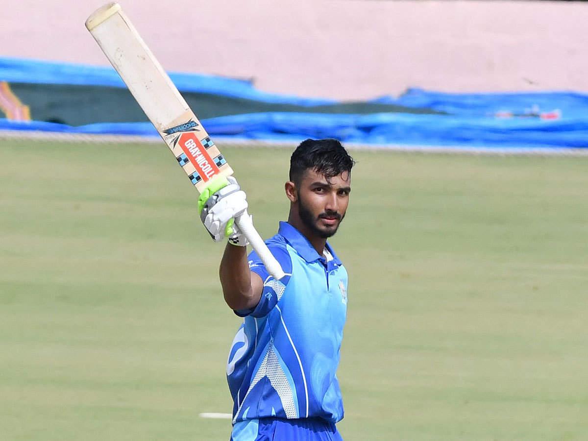 Devdutt Padikkal reaps rewards of focus   Cricket News - Times of India