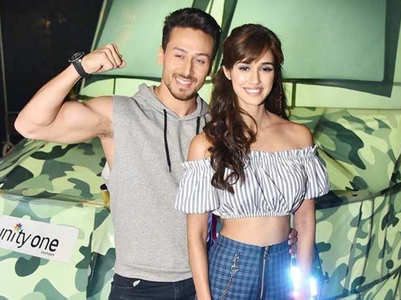 Tiger trains Disha for a special song in Radhe?