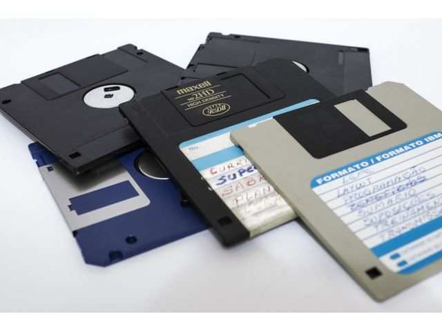 The US finally stops using floppy disks to manage its nuclear weapons