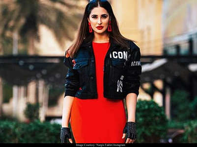 When Nargis Fakhri inspired with her fashion