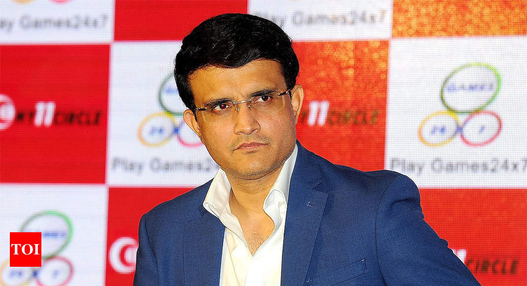 The first few months will be spent doing damage control: Sourav Ganguly
