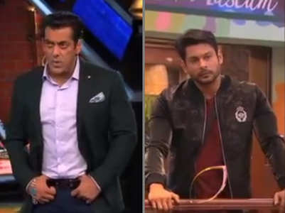 BB13: Salman Khan reprimands the men