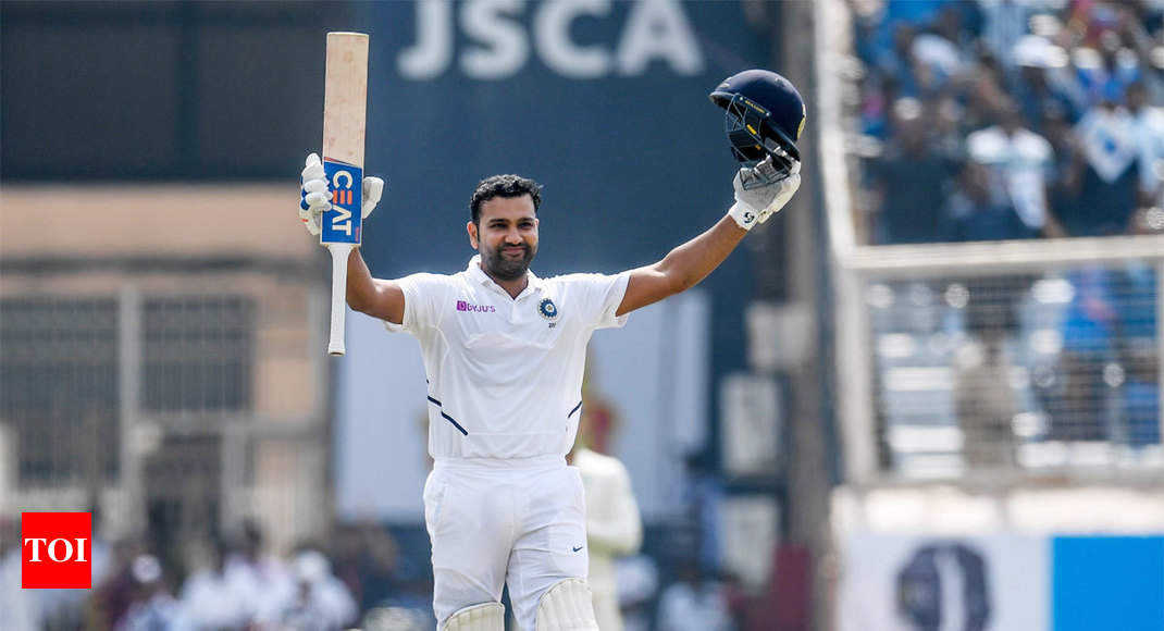 India vs South Africa 3rd Test: Prolific Rohit Sharma delights with maiden Test double ton