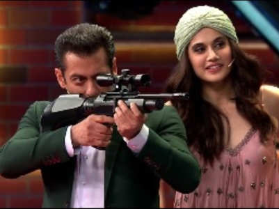 Bigg Boss 13: Salman Khan hits the bullseye