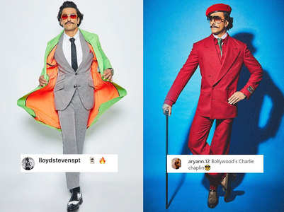 Ranveer's fashion choices earn reactions