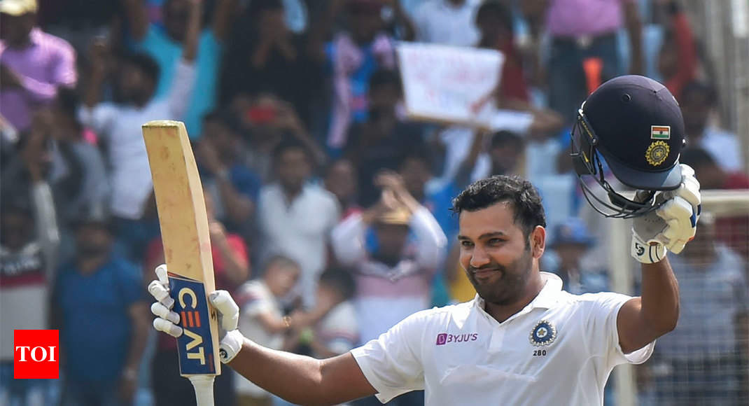 India vs South Africa, 3rd Test Day 2: Rohit Sharma hits double ton as India take command in Ranchi
