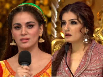 NB 9: Shraddha-Raveena get into a tiff