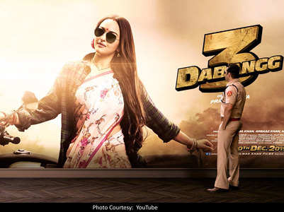 Watch Promo: Two days to 'Dabangg 3' trailer