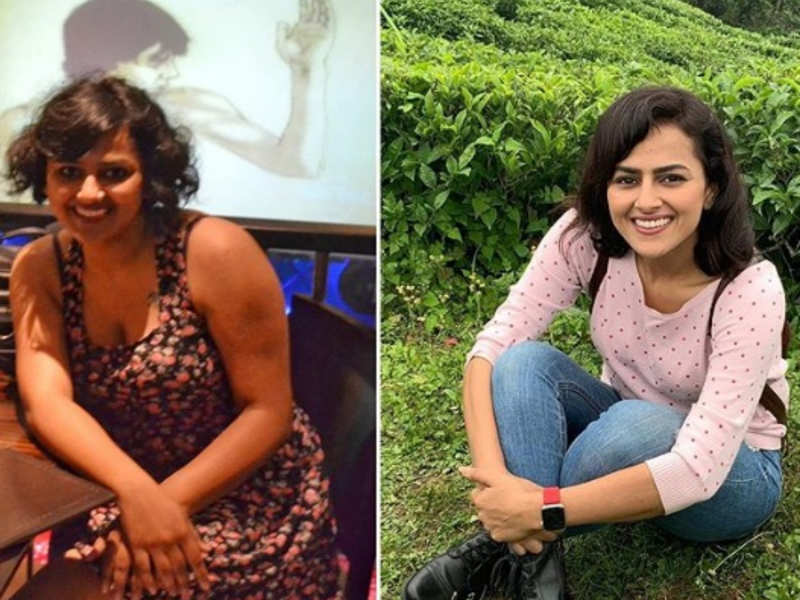 Shraddha Srinath opens about her weight loss