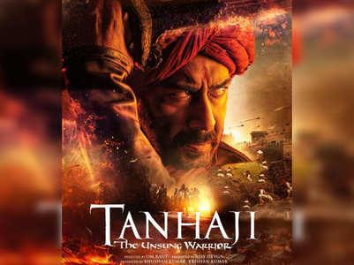 'Tanhaji': Ajay Devgn's first look revealed