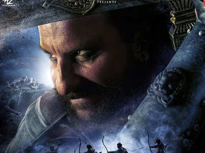 'Tanhaji'- Saif's first look is menacing