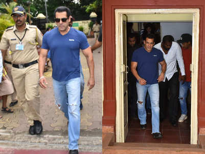 Watch: Salman Khan encourages fans to vote