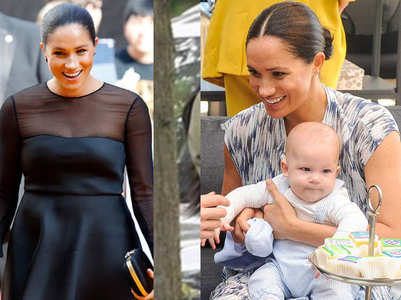 "New mom Meghan Markle says, ""Not many asked if I was okay"""