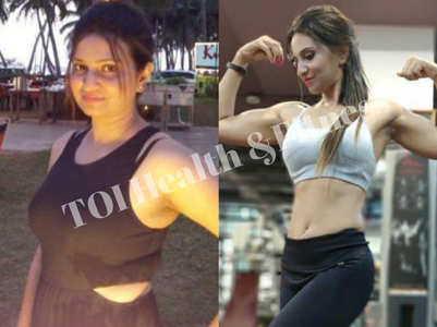 From 84 kilos to 54 kilos: Know how this nutritionist lost weight and fought hypothyroidism!