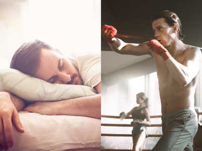 Sleep vs Exercise: What to choose when you are exhausted?