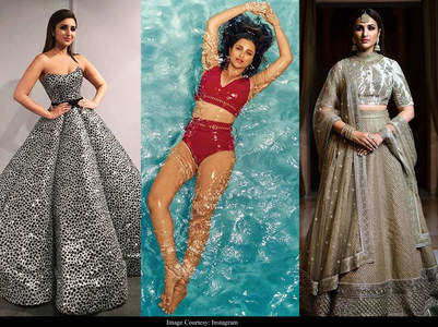 5 times Parineeti impressed with her style
