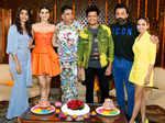 Pooja Hegde, Kriti Sanon, Akshay Kumar, Riteish Deshmukh, Bobby Deol and Kriti Kharbanda