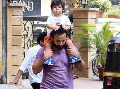 Taimur to follow Saif & grandpa's footsteps