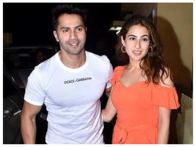 Sara on her 'Coolie No. 1' co-star Varun