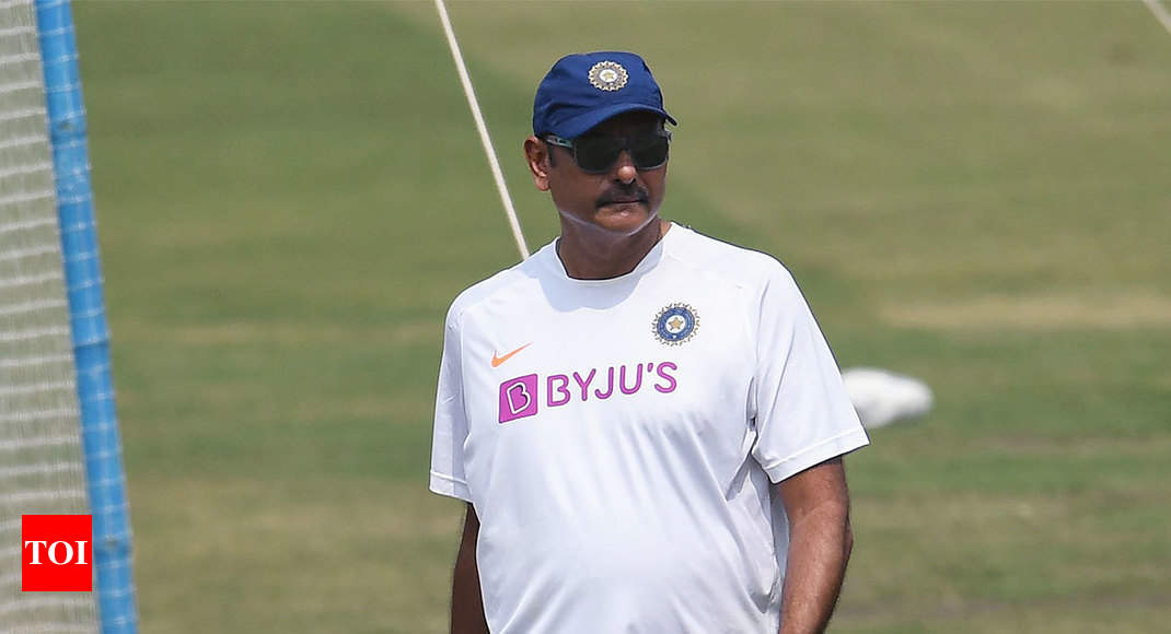 Watch: 'To hell with the pitch', Ravi Shastri on Team India's mindset