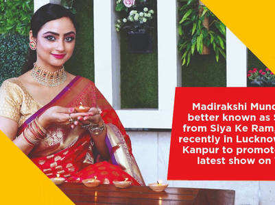 My family treats me like Goddess: Madirakshi