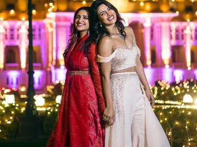 Priyanka's sweet wish for sister Parineeti