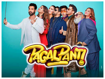 Watch the trailer of John-Ileana's Pagalpanti